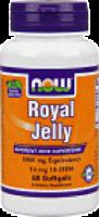Royal Jelly 1500 mg 60 softgels