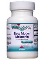 Slow Motion Melatonin 60 tabs