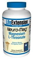 Neuro-Mag Magnesium L-Threonate  90 vcaps