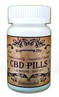 No.32 Cannabidiol (CBD) Pills 30 pills 10mg