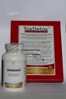 ToxDetox EDTA & Glutathione 15 Suppositories