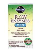 RAW Enzymes Men 90 vcaps