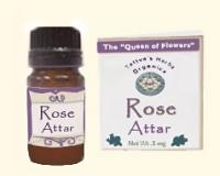 "Rose ""The Queen of Flowers"" Attar"