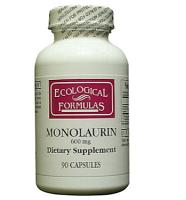 Monolaurin (Lauric Acid) 600 mg 90 caps