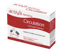 Activa Well Being Circulation 30 caps
