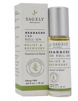 Relief & Recovery Headache Roll-On .34 oz