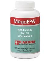MegaEPA HP Fish Oil Concentrate 180 gels