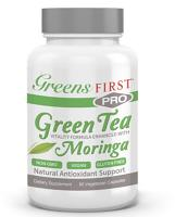 Green Tea Vitality Formula, Enhanced with Moringa 60 vcaps