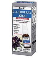 Elderberry Zinc Liquid Lozenge 1 fl oz