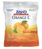 Orange C Herbalozenge 3 bags of 15 Lozenges
