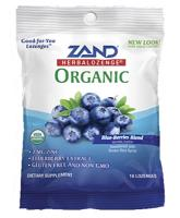 BlueBerries 3 bags of 18 lozenges