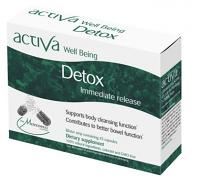 Activa Well Being Detox 45 caps