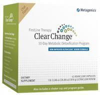 Clear Change 10 Day Program with UltraClear RENEW Chai