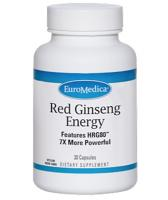 Red Ginseng Energy 30 caps