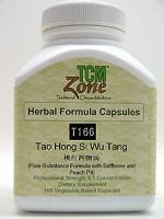 Tao Hong Si Wu Tang | Four-Substance with Safflower and Peach Pit