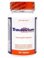 Traulevium Pain Relief Tablets 100 tabs