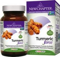 Turmeric Force 120 liquid vcaps