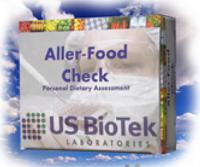 96 Food Allergies & Sensitivities Test