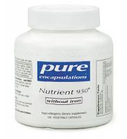Nutrient 950 without iron